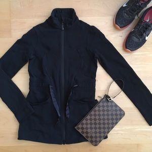 Lululemon Black  Yohari Jacket